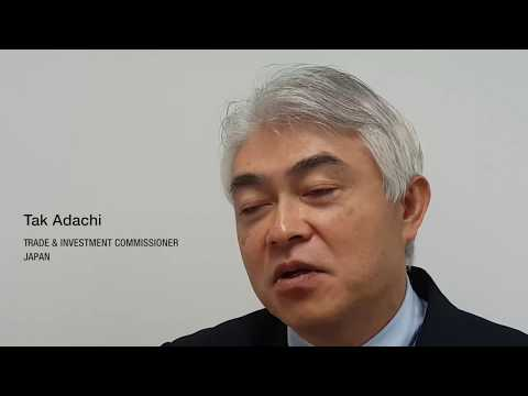 Open for business: Confidence in the Japan market
