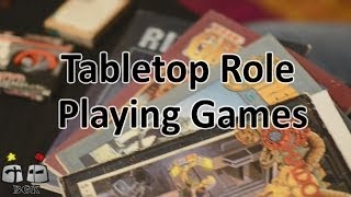 Tabletop Role Playing Games