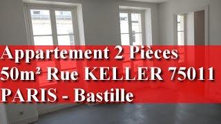 Ack Feeling International Immobilier, * 03 *   50m² Bastille 75011 Paris Mp3