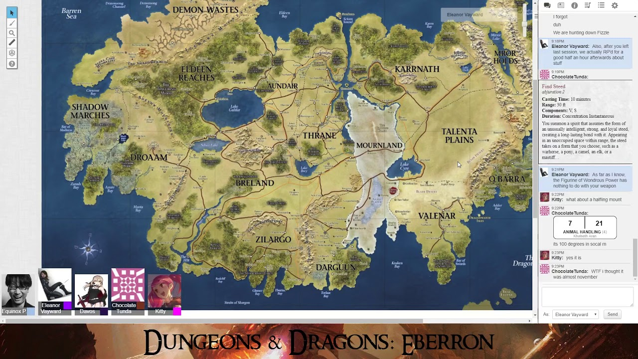 Du0026D: Eberron Campaign | Session 22