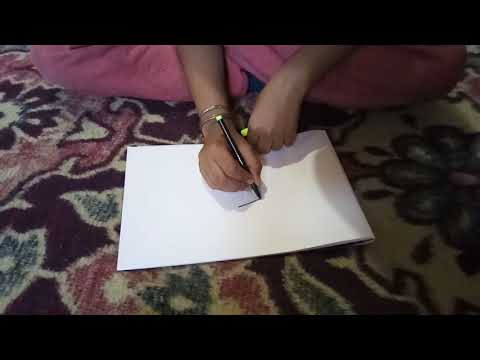 How To Draw Green Angry Bird By Rishikesh