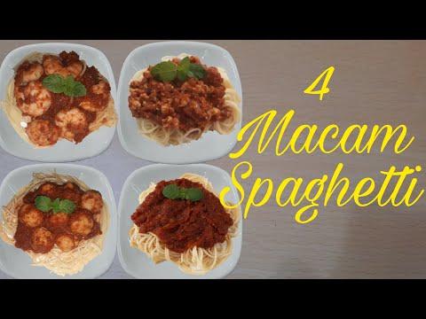 cara-membuat-empat-macam-spaghetti-yang-enak-dan-cepat-|-spaghetti-sauce-from-scratch-#yenskitchen