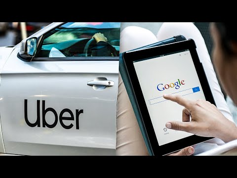 Lawsuit Claims Uber/Google Illegally Collecting & Selling User Data
