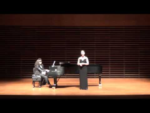 The Senior Full Recital of Elizabeth Anne Garcia, pt. 2