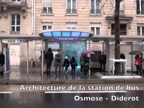 Station Osmose, Arrêt: Gare de Lyon - Diderot
