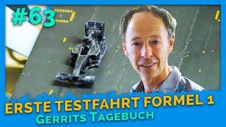 Monaco Grand Prix: Erste Testfahrten auf der Formel-1-Rennstrecke - Gerrits Tagebuch #63