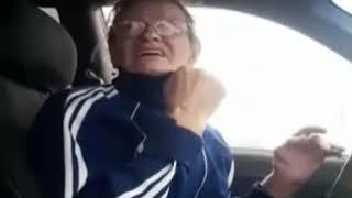 Уроки вождения, прикол )))