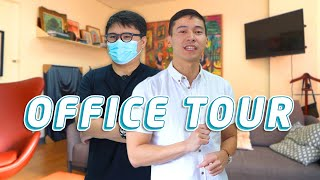 WELCOME TO OUR NEW OFFICE!  | Enchong Dee