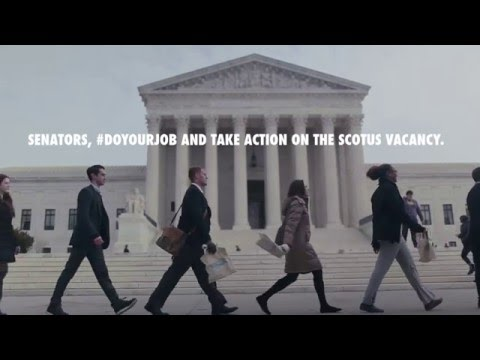 Senators: #DoYourJob