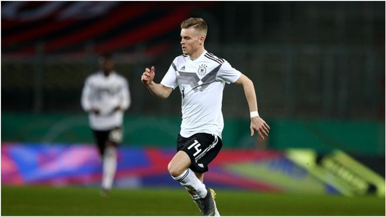 U21 England Deutschland