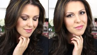 ♥ Get ready with me: Fall makeup & Outfit Thumbnail