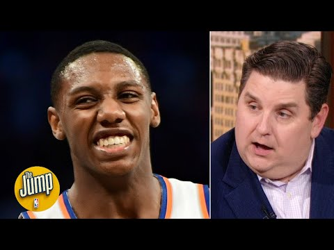 The Knicks abandoned their good plan and now they're stuck - Brian Windhorst  The Jump