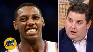 The Knicks abandoned their good plan and now they're stuck - Brian Windhorst | The Jump
