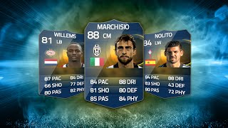 WYŚMIENITY START!  | FIFA 15 TOTS Pack Opening