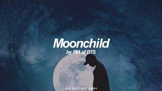 Moonchild | RM (BTS - 방탄소년단) English Lyrics