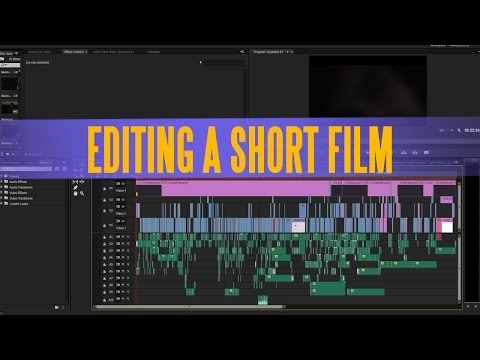 How to Edit a Short Film!