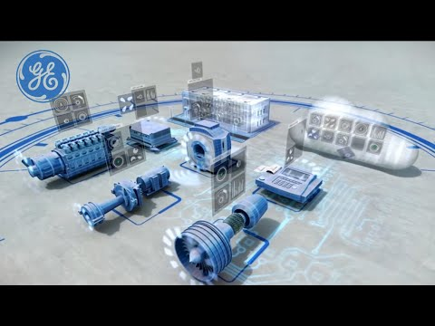 GE's Network Digital Twin | GE Power Digital Solutions | GE Power