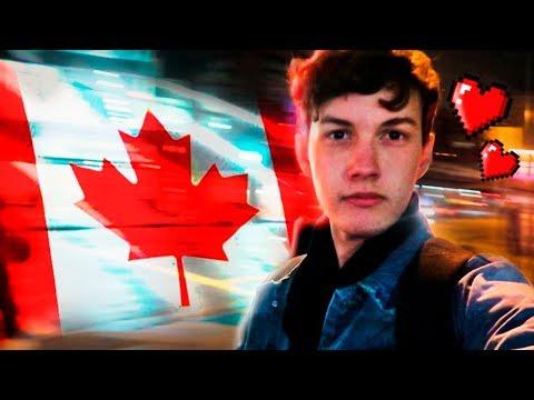 MINHA VIAGEM PARA O CANADA