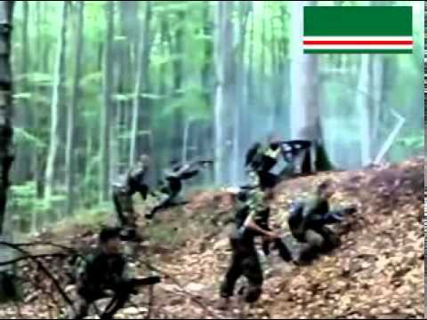 Kadyrov forces loosing to Chechen Republic of Ichkeria forces