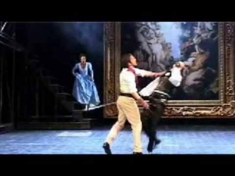 Stuntfencing Musical: Der Graf von Monte Christo