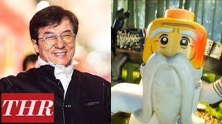 'The LEGO Ninjago Movie' Cast: Jackie Chan, Dave Franco, Abbi Jacobson& More! | THR