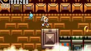 Sonic Advance 2 (GBA) - Cream Longplay Part 2