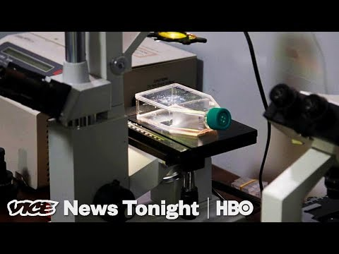 The Biohacking Company Testing Drugs On Itself (HBO)