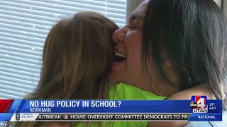 No more hugging in school? Jordan School District officials set the record straight (6 p.m.)