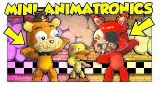 COME SOPRAVVIVERE AI MINI-ANIMATRONICS! - FNAF LittleBigPlanet 3 ITA