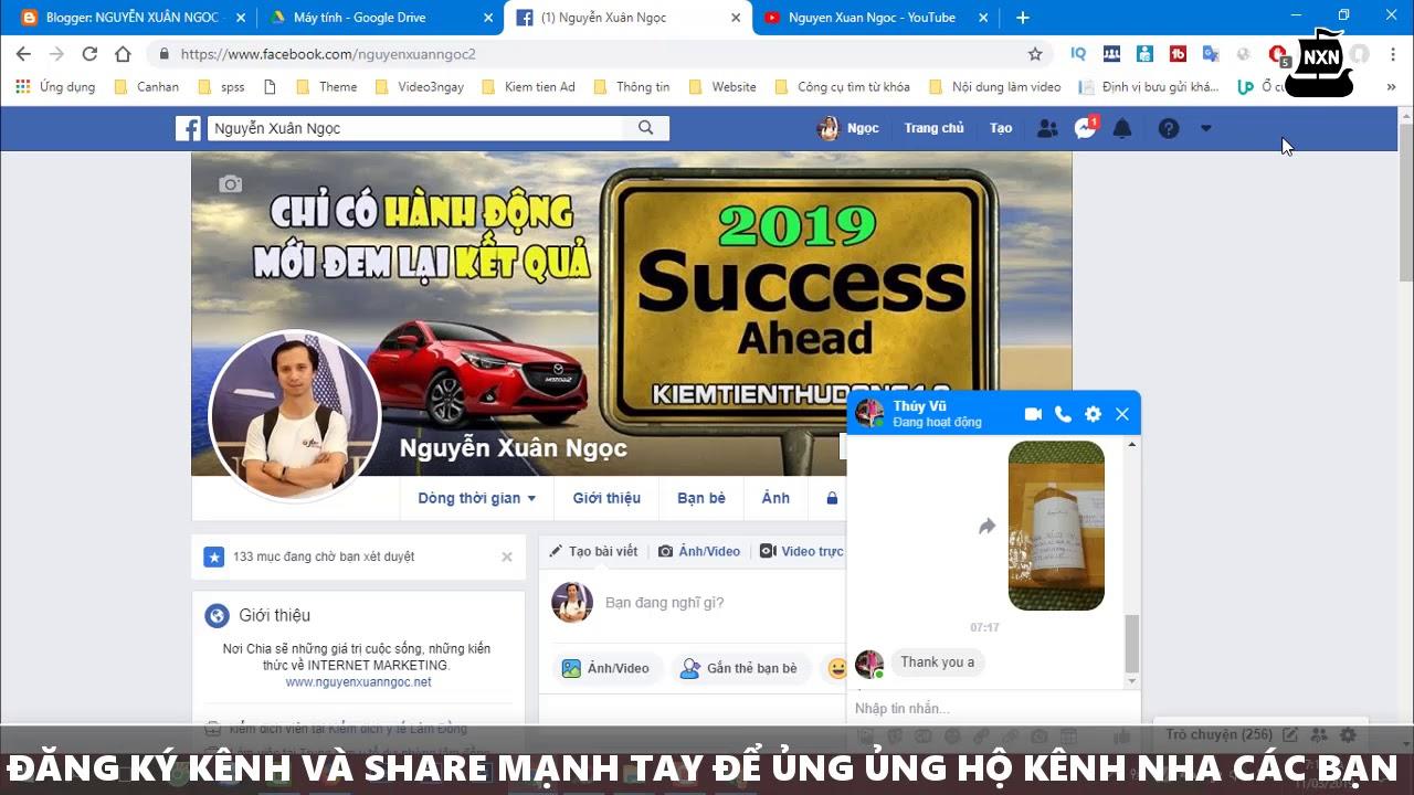 Hướng dẫn quản lý nhiều tài khoản facebook bán hàng trên cùng 1 trình duyệt