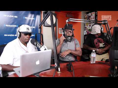 "Pete Rock amd Camp Lo Perform ""Luchini"" Live on Sway in the Morning's In-Studio Concert Series"