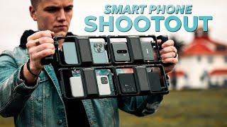 iPhone 12 Pro vs Samsung S21 Ultra vs OnePlus 8 Pro vs Google Pixel 5