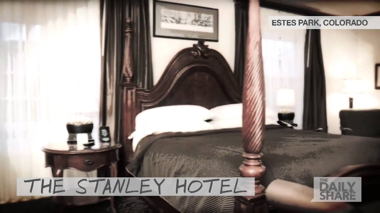 Stanley Hotel - Haunted Places In America
