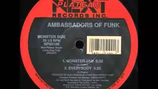 Ambassadors of Funk - Everybody