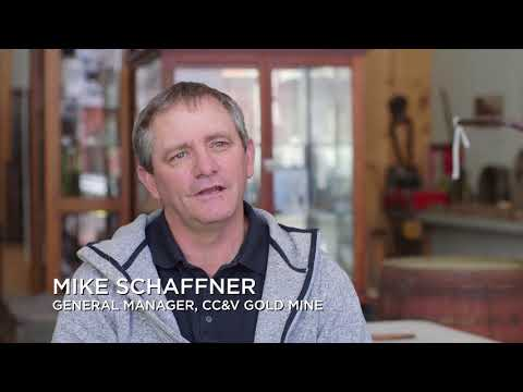 2017 Best Of The Best Environmental Stewardship Award: Cripple Creek & Victor Mines, Newmont