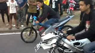 Balap LIAR DELTA MAS ninja vs FU Andol MAGELANG