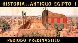 ANTIGUO EGIPTO 1: Orígenes y las primeras dinastías de faraones