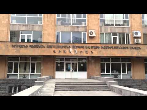 Yerevan, 09.04.16, Sa, Ереванский Государственный Университет