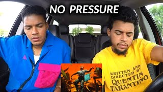 Logic - No Pressure | REACTION REVIEW