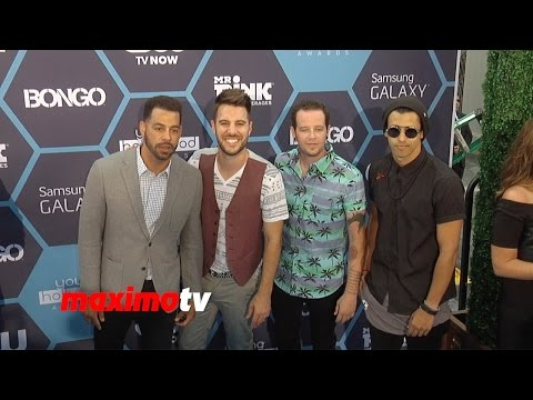 O-Town | 2014 Young Hollywood Awards | Arrivals - maximotv  - 5JiyFqCEGl8 -