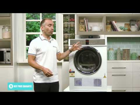 Fisher & Paykel DE6060G1 6kg Vented Dryer Appliance Overview By Product Expert - Appliances Online