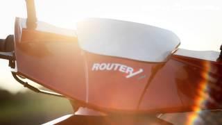 Router Traffico 2. Czy warto kupić skuter z Biedronki? Skuterowo.com