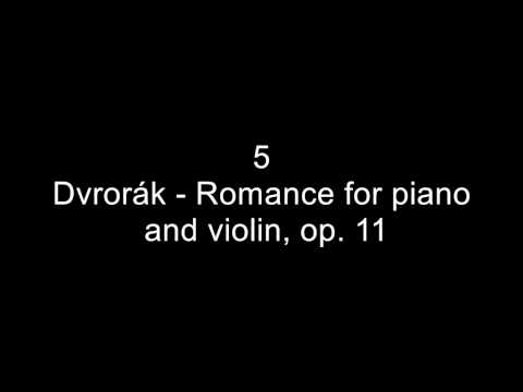 Top 10 Best Violin Solo Music