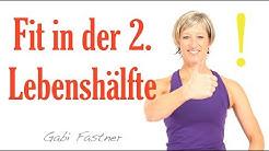 30 min. Einsteiger/Senioren-Gymnastik ohne Hilfsmittel