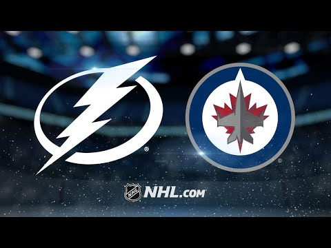 Laine, Jets top Bolts for seventh straight home win