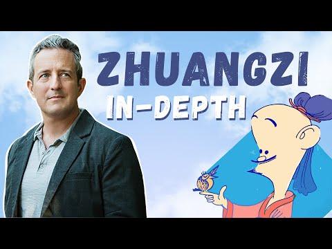 Zhuangzi (Chuang Tzu) In-Depth W. Professor Edward Slingerland