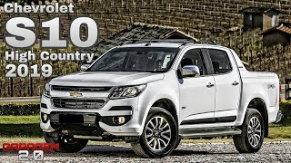 Chevrolet S10 High Country 2019 - (Garagem 2.0)