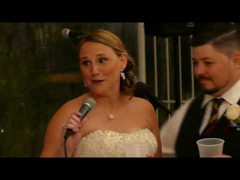 """Irish band, """"Ireland,""""  at the wedding for Cara and Ron"""
