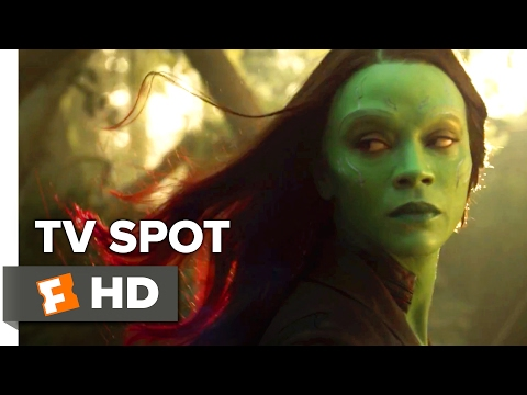 Guardians of the Galaxy Vol. 2 TV SPOT - You're Welcome (2017) - Chris Pratt Movie