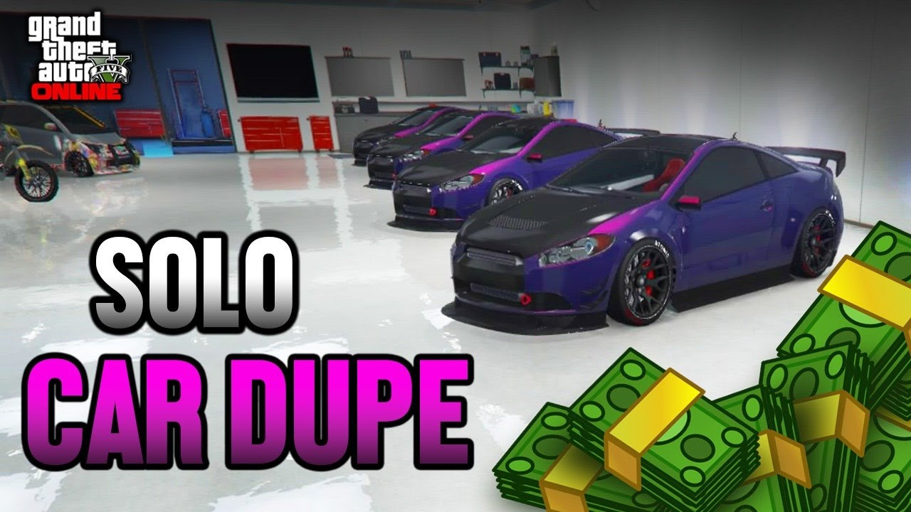 GTA 5 Online Car Duplication Glitch! (Duplicate Vehicle Easy)After Patch  1 37 [GTA V]